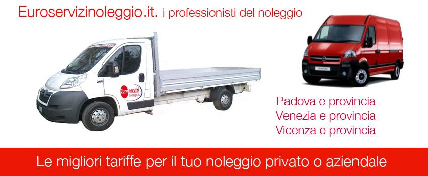 Noleggio furgone padova - Mobilifici padova e provincia ...